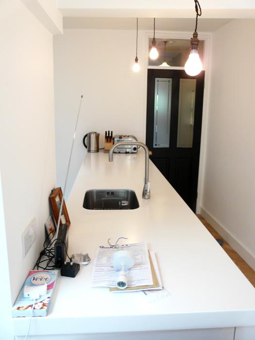 Kitchen extension_kitchen counter
