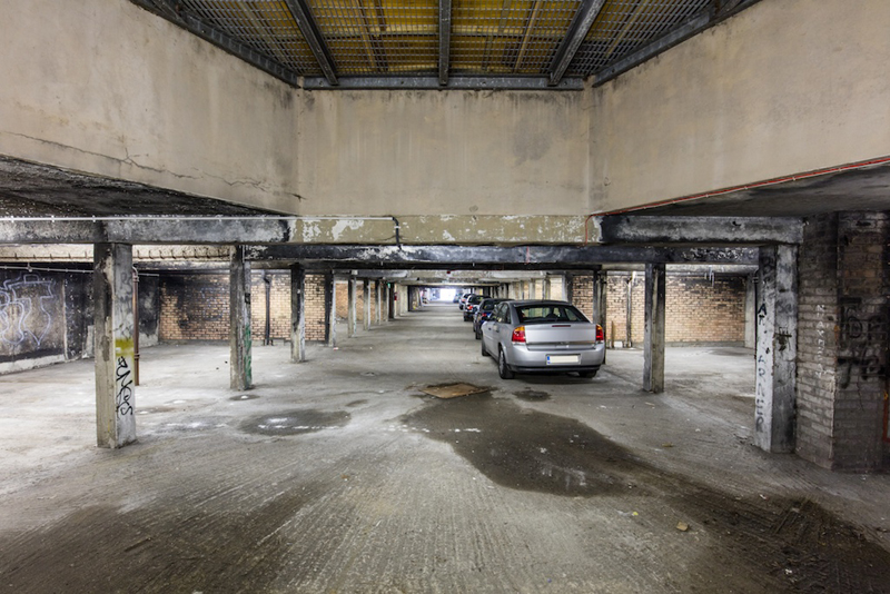 Old Kent road garages 2