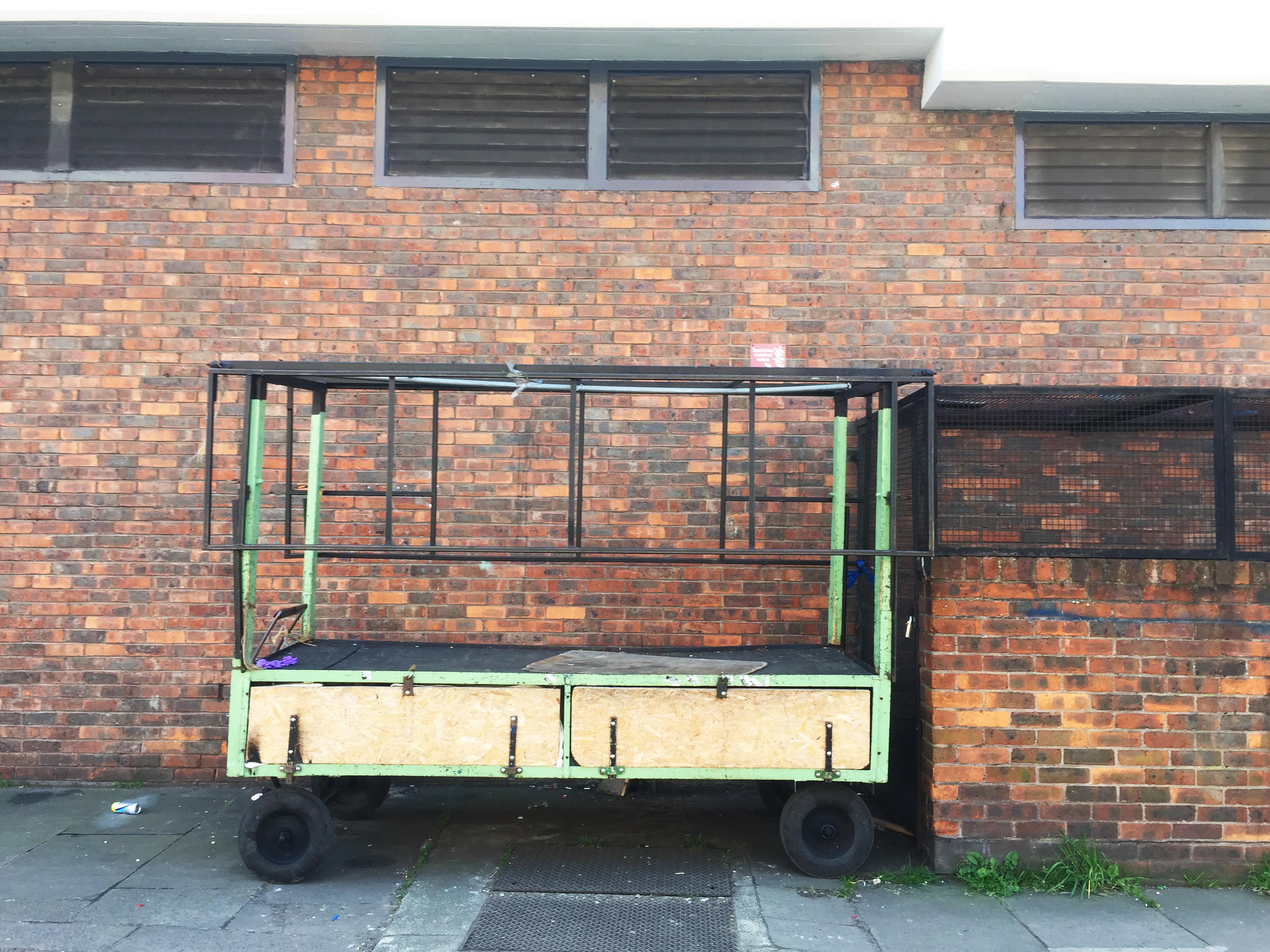 Watney Market trolley
