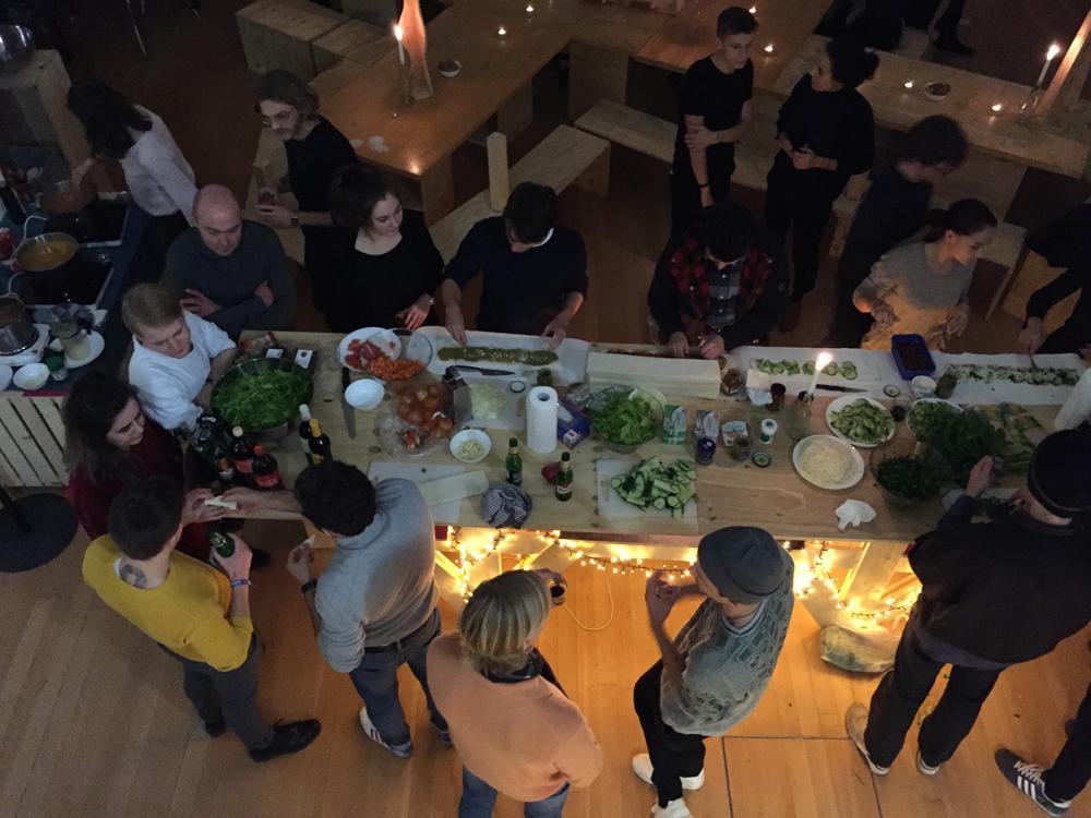 discursive dinner, UdK, Berlin_2