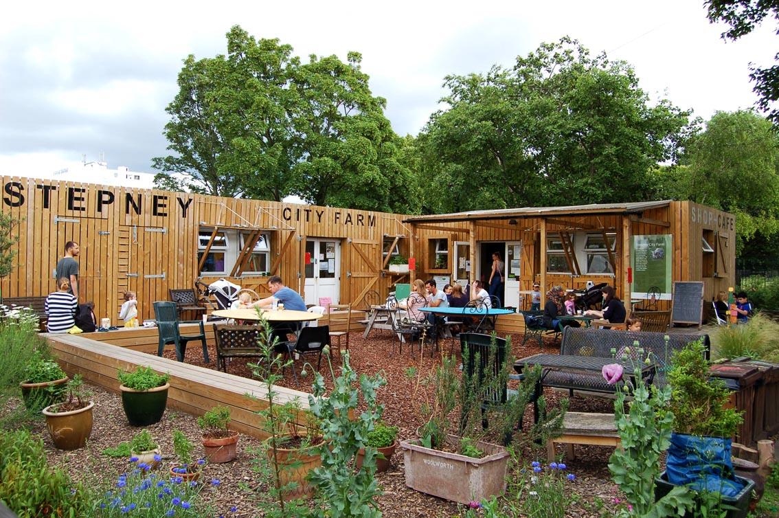 stepney-city-farm